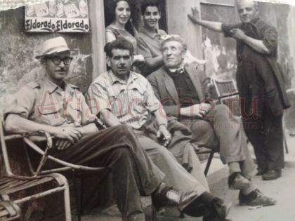 Bar a S.Giovanni - anni 60