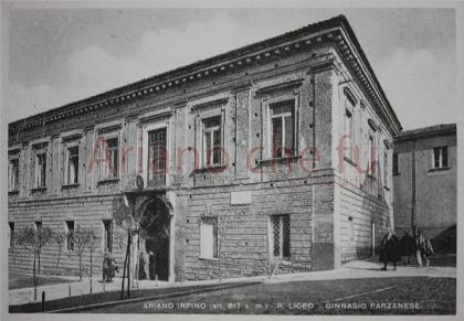 Liceo ginnasio statale - anni 30/40