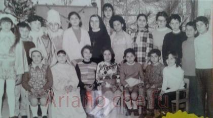 Scuola Elementare Suore del rifugio (suor Celina De Gregorio) - anno 1968