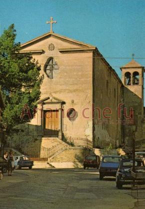 Chiesa di S.Francesco - anni 60
