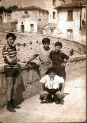 Al Saùco - anno 1967/68